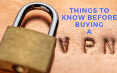 7 Things To Know Before Buying A VPN
