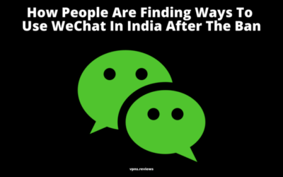 How People Are Finding Ways To Use WeChat In India After The Ban