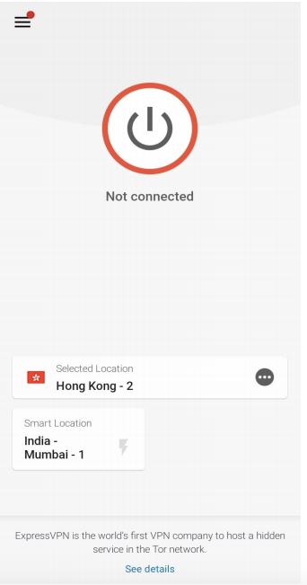 Connect VPN